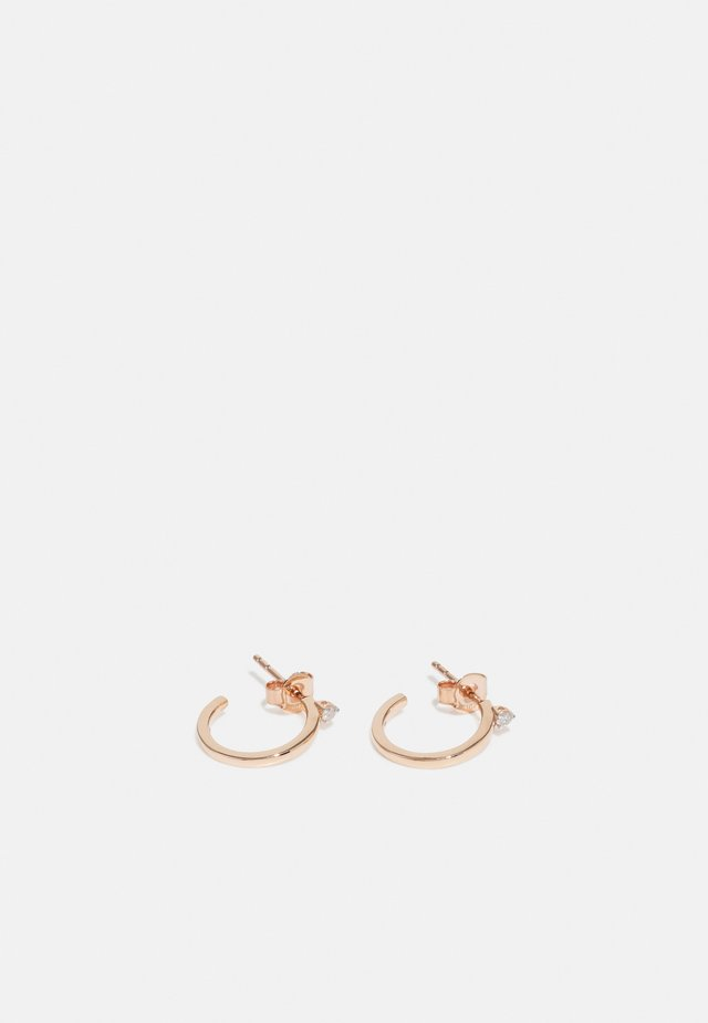 Earrings - rosegold