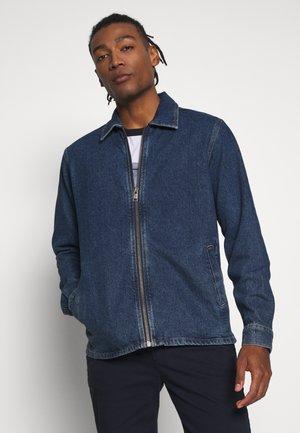 JCODENIM OVERSHIRT - Veste en jean - blue denim