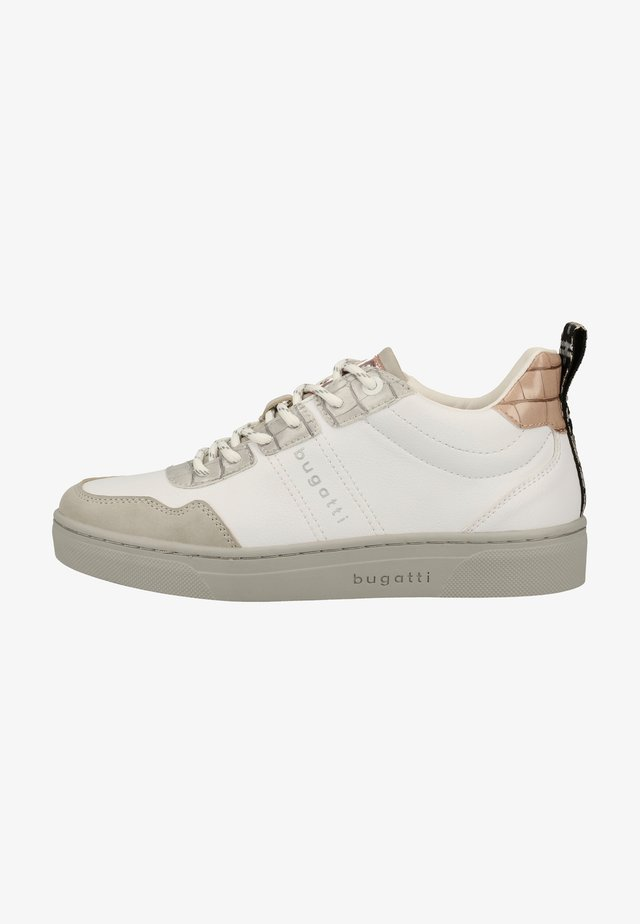 Sneakers laag - light grey/ white 1220