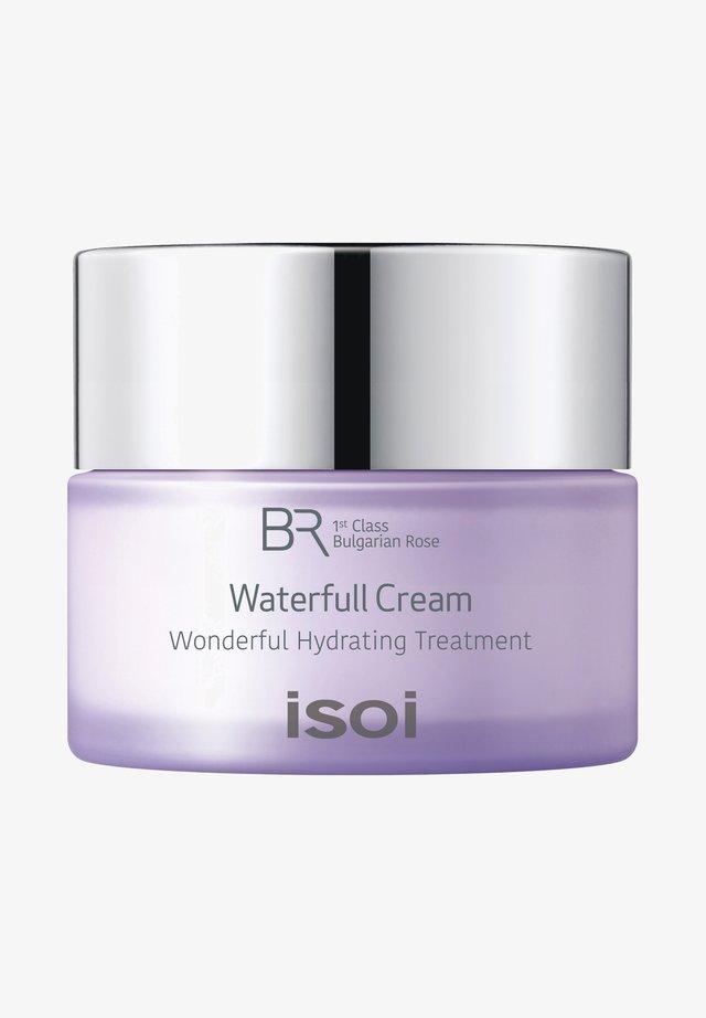 BULGARIAN ROSE WATERFULL CREAM - Face cream - weiß