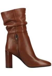 Scapa - High heeled boots - light brown - 6