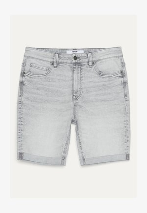Shorts di jeans - grey