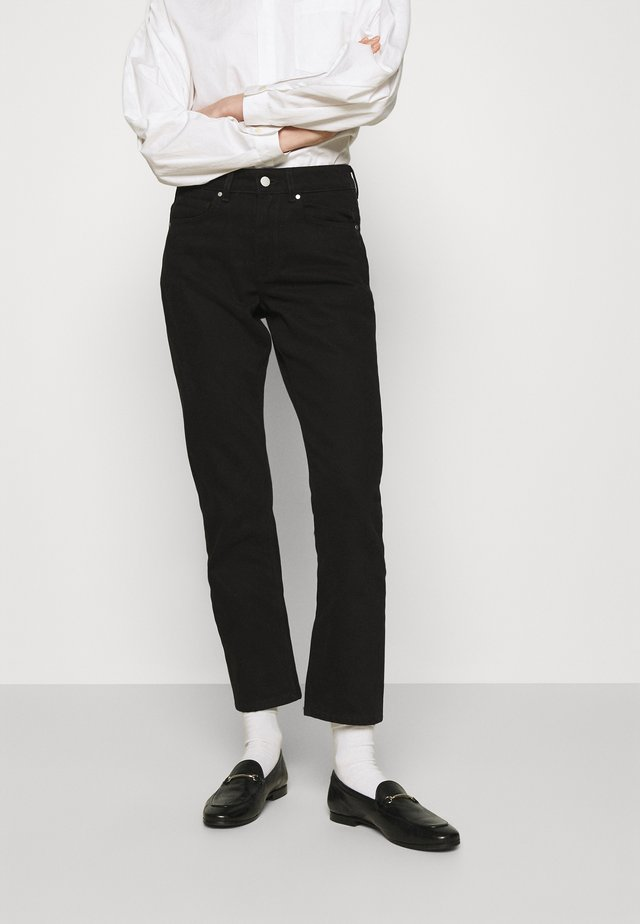 CELESTIAL - Skinny džíny - black
