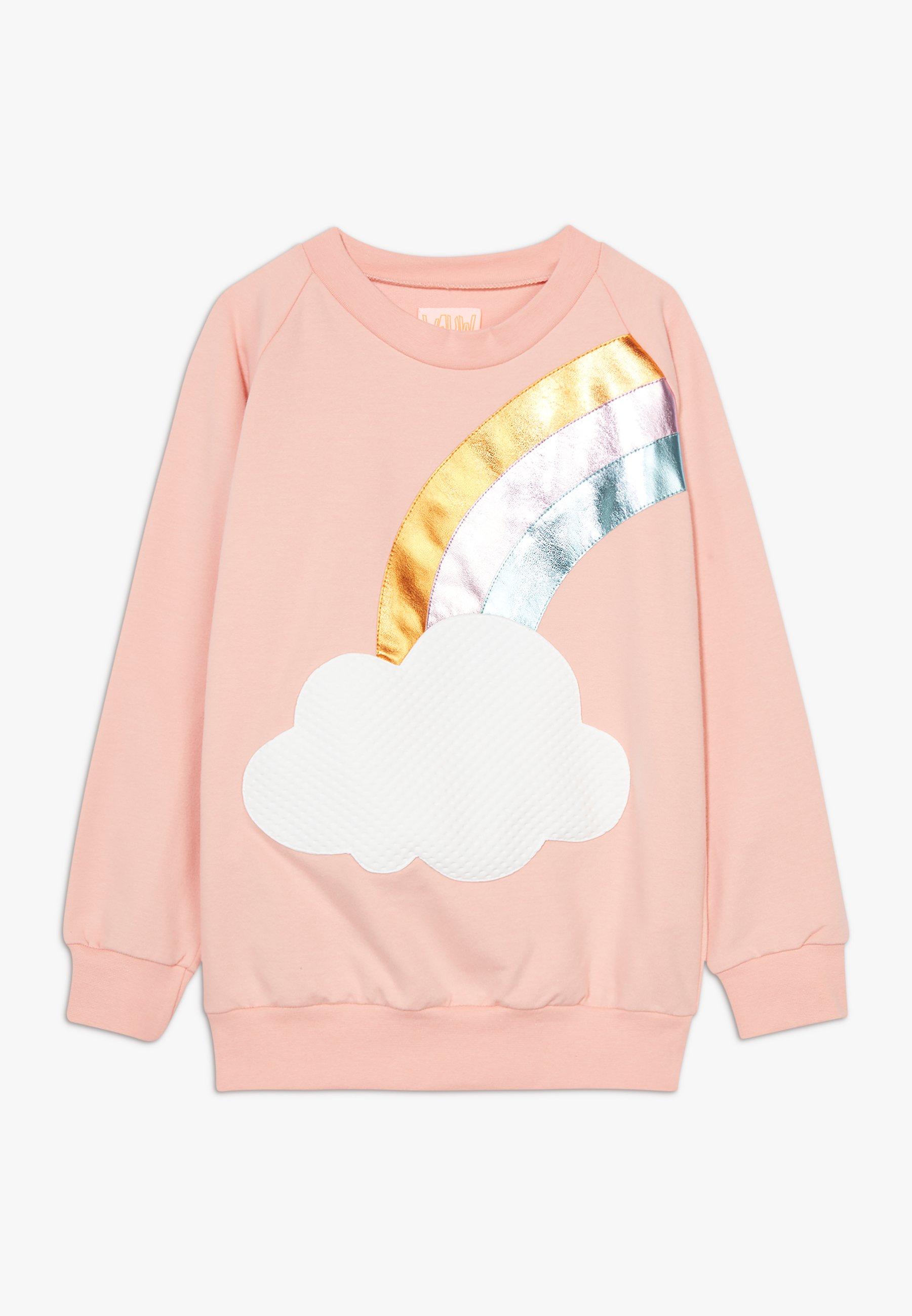 Große Förderung WAUW CAPOW by Bangbang Copenhagen GOOD LUCK - Sweatshirt - pink | Damenbekleidung 2020