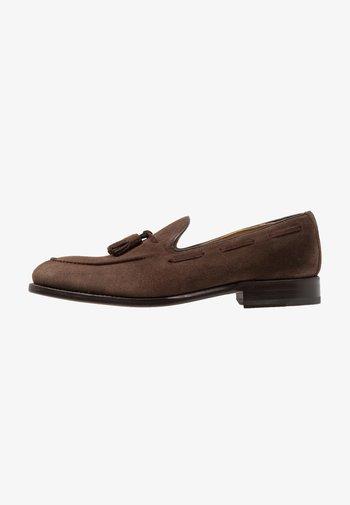 Elegantní nazouvací boty - venecia cotto