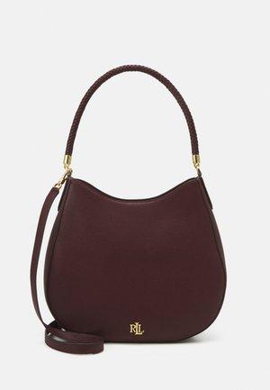 CHARLI SHOULDER BAG LARGE - Handbag - bordeaux