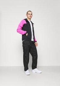 EA7 Emporio Armani - Summer jacket - black - 1