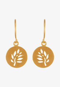 Julie Sandlau - SIGNATURE EARRING - Örhänge - gold-coloured - 3