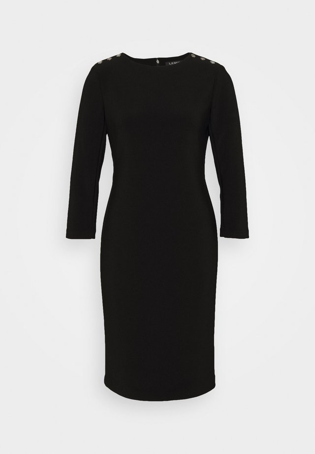 BONDED DRESS TRIM - Tubino - black
