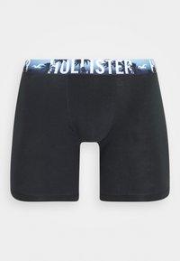 Hollister Co. - 5  PACK - Pants - grey/light blue/dark blue/red - 1