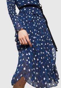 Diane von Furstenberg - ANI - Vapaa-ajan mekko - new navy - 5
