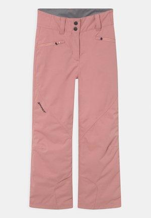 ALIN - Snow pants - fading rose