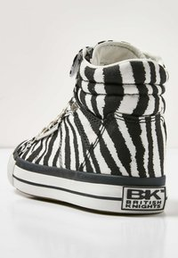 British Knights - DEE - High-top trainers - zebra - 3