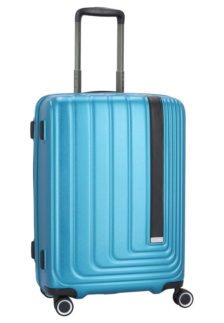 march luggage SET - Kofferset - omega blue/türkis - Herrentaschen W4Pdz