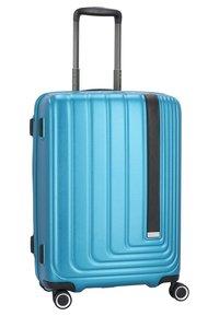 march luggage - SET - Luggage set - omega blue - 2