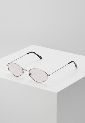 Sonnenbrille - silver-coloured/pink