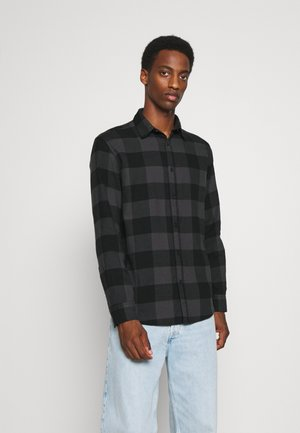 SLHREGBOX  - Shirt - black