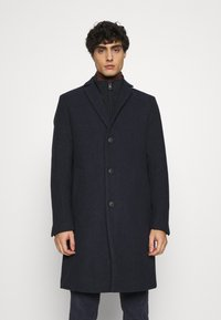 Esprit Collection - COAT - Classic coat - dark blue - 0