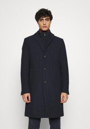 COAT - Classic coat - dark blue