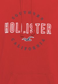 Hollister Co. - Hoodie - red - 2