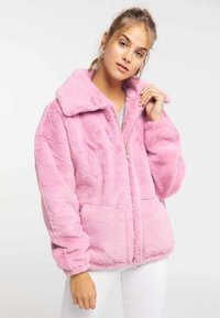 myMo - Winter jacket - rose - 0