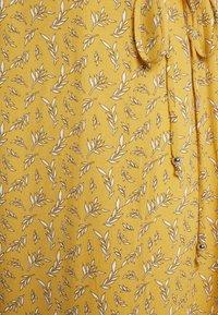Cotton On - AMY WRAP MINI DRESS - Kjole - ochre - 2
