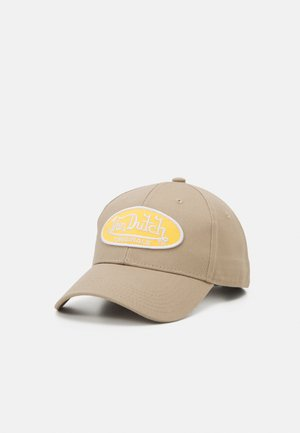 DAD BASEBALL OVAL LOGO UNISEX - Cap - beige