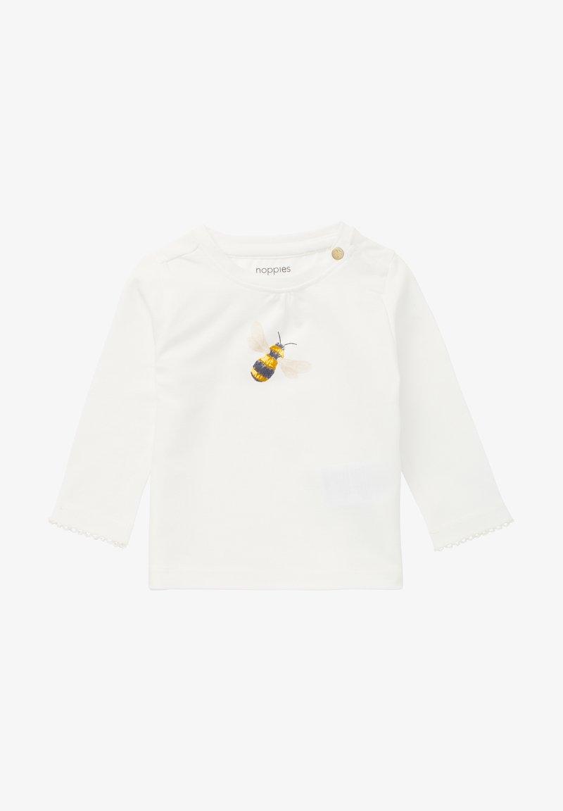 Noppies - MOOSOMIN - Long sleeved top - snow white