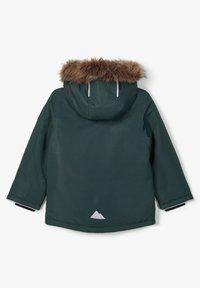 Name it - Ski jacket - darkest spruce - 1