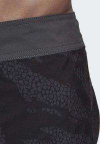 adidas Performance - PRIMEBLUE CLX SHORTS - Swimming trunks - black - 3