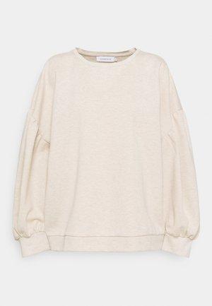LNCESARINEOZ  - Sweatshirt - pastel parchment melange