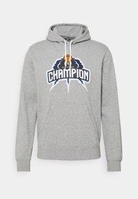 Champion - HOODED  - Sweatshirt - grey - 4
