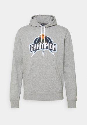 HOODED  - Sweatshirts - grey