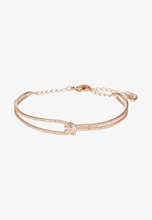 LIFELONG BANGLE  - Pulsera - rosegold-coloured