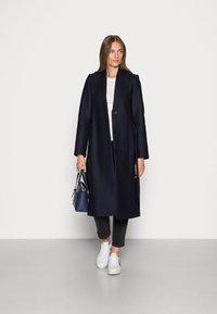 IVY & OAK - CHRISTINA - Classic coat - navy blue - 1