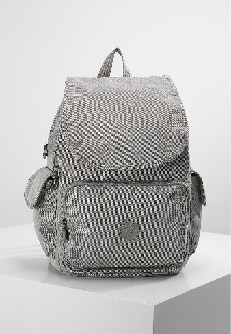 Kipling - CITY PACK - Rygsække - grey beige