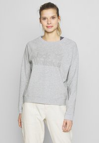 Jack Wolfskin - LOGO - Sweatshirt - light grey - 0