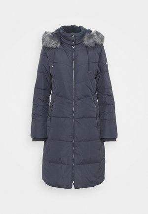 HAND COAT HOOD - Down coat - slate grey
