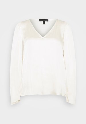 PUFF SLEEVE SOFT - Blouse - snow day