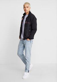 adidas Originals - TRACK  - Tunn jacka - black - 1