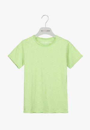BT BREAD - Basic T-shirt - sharp green