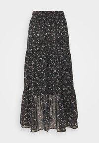 Vero Moda - VMTHALASSA SKIRT - A-line skirt - black - 1