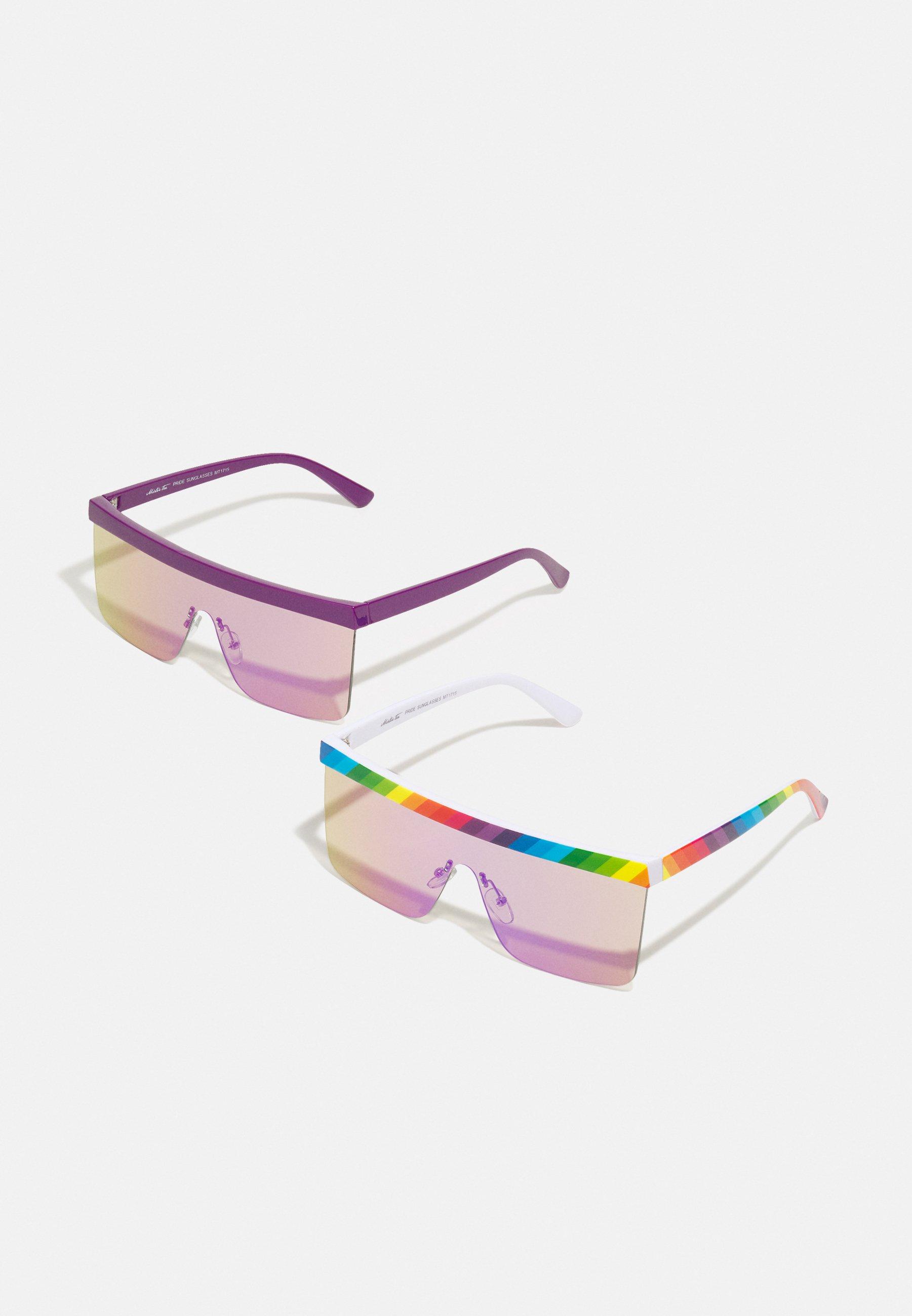 Women PRIDE SUNGLASSES UNISEX 2 PACK - Sunglasses