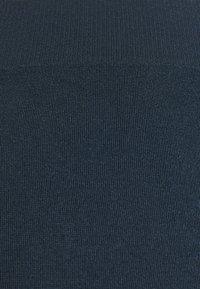 LOVE2WAIT - SEAMLESS - Leggings - Trousers - navy - 2