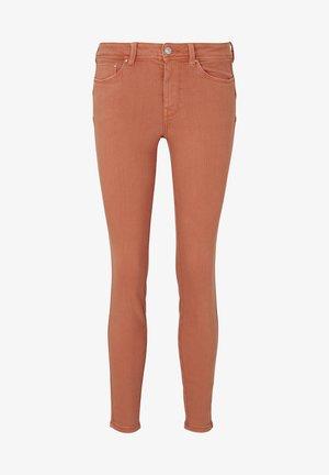 Jeans Skinny Fit - burnt coral