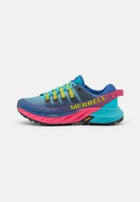 Merrell - AGILITY PEAK 4 - Trail running shoes - atoll