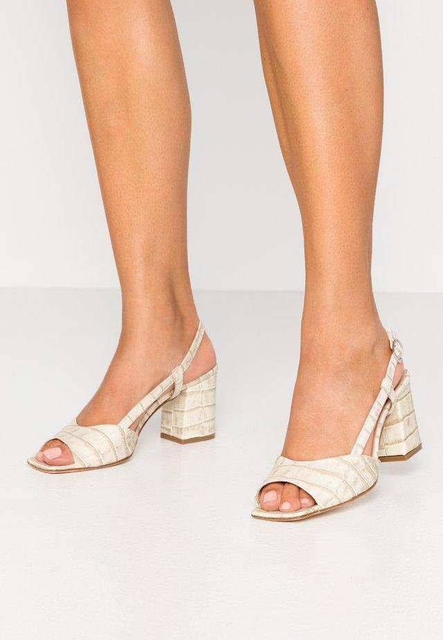 Sandali - naturale