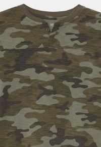 GAP - BOY - Long sleeved top - green - 2