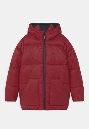 HIKE QUILT - Winter jacket - biking red