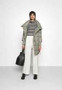 MAX&Co. - CENTRALE - Down coat - khaki green - 1